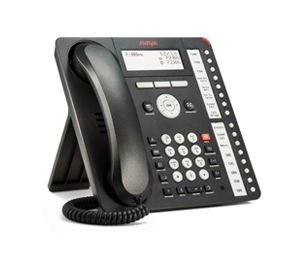 700458540 Телефонный аппарат IP PHONE 1616-I BLK