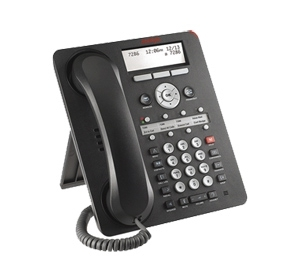 700458532 Телефонный аппарат IP PHONE 1608-I BLK