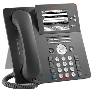 700461213 Телефонный аппарат IP PHONE 9650C CHARCOAL GRY